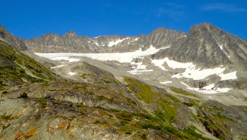 Armchair Glacier