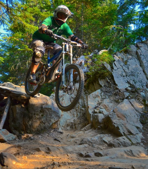 Learning the trails...slowly