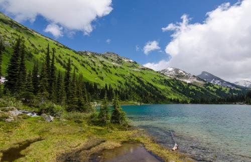 Lake shot 2