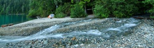 Tent stream Panish